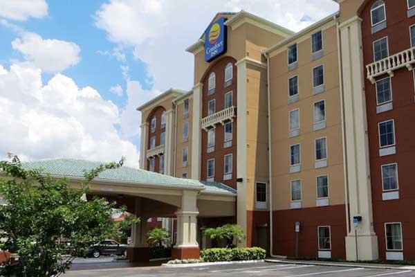 international drive hotels