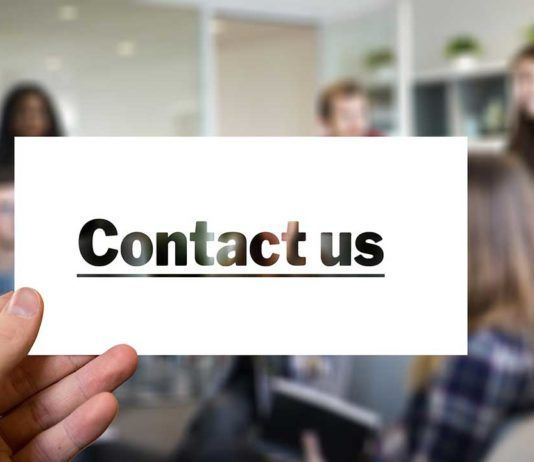 Contact us, our friends
