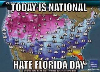 Florida weather