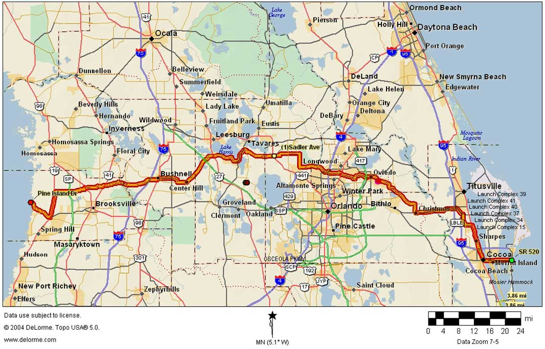 Bushnell Florida Map.Maps Of Florida For Inspiration Don T Get Lost Floridausaguide